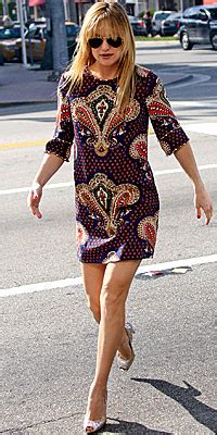 Yay Or Nay Kate Hudsons On The Town by Fashionable Questionable Things Tunics Yay Or