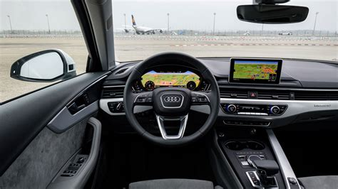 Audi A4 Allroad 2.0 TFSI Quattro (2016) review by CAR Magazine