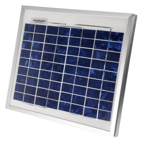 sunforce 10 watt crystalline solar panel discontinued