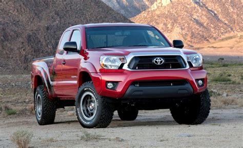 New 2015 Toyota Tacoma 2015 Toyota Tacoma Trd Pro Future Cars Models