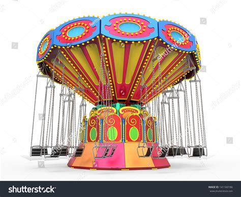 carnival swing ride carnival swing ride stock photo 141160186 shutterstock