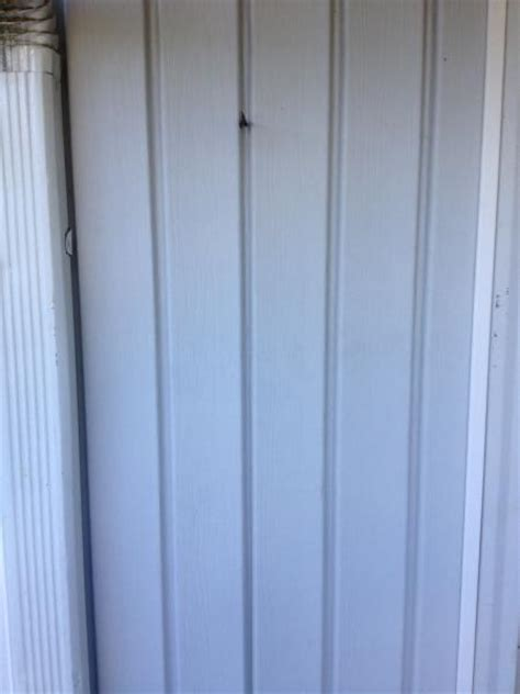 Vertical Shiplap Siding by Vertically Installed Shiplap Vinyl Siding Doityourself