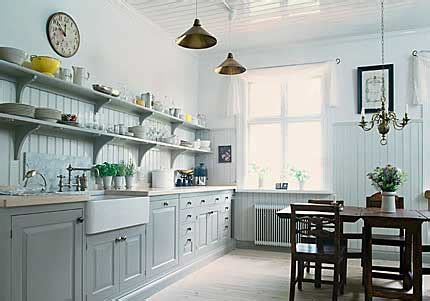 Open Shelf Kitchen Design Open Kitchen Shelves Are