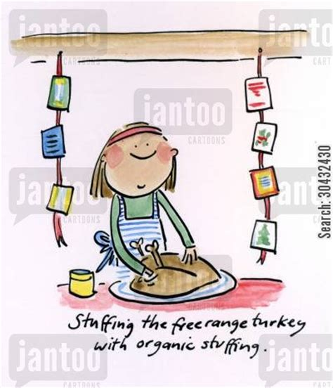 christmas meal cartoons humor from jantoo cartoons