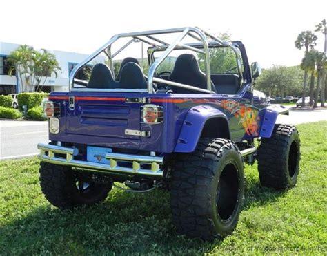 jeep yj custom 1989 used jeep wrangler custom yj at veloce motorcar
