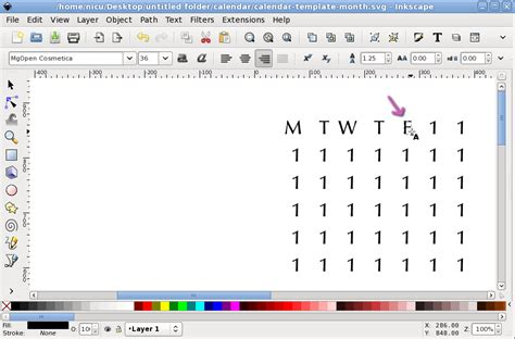 layout of a calendar nicu s how to inkscape calendar layout