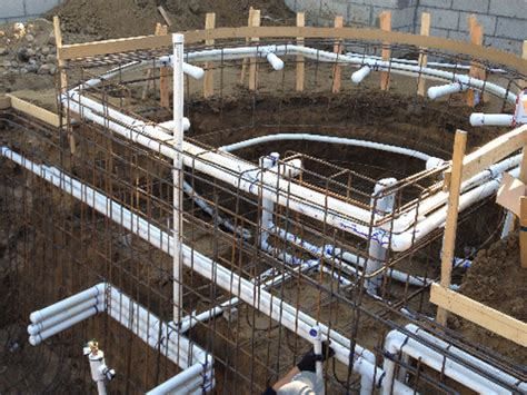 Swimming Pool Plumbing by San Diego Swimming Pool Contractor