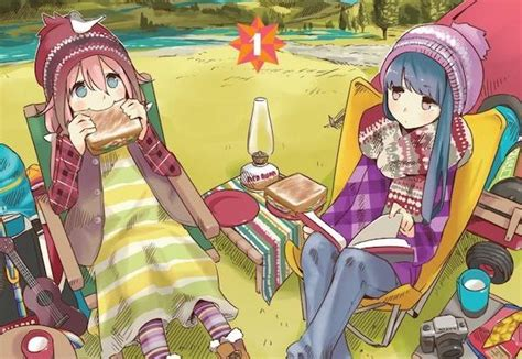 Review Laid Back Camp Vol 1 Good Comics For Kids
