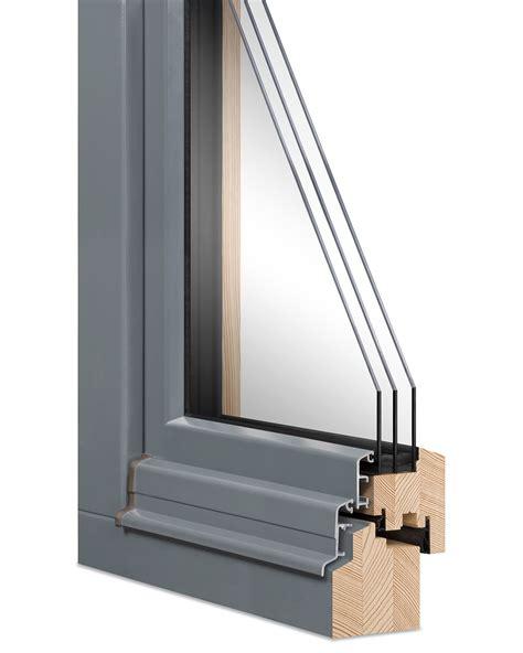 Holz Alu Haustüren by Holz Alu Fenster Verbinden Die Vorteile Holz Und