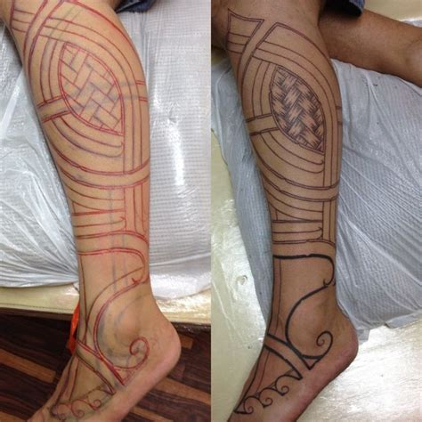 samoan leg tattoo designs 25 beautiful polynesian leg ideas on