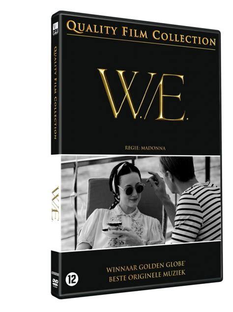 migliori film blu ray qualità video w e re released in the quality film collection holland