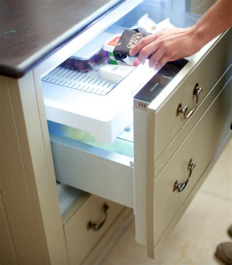 kitchen drawers ideas eatwell101 bespoke kitchen storage ideas