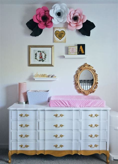 Gold Nursery Decor 1000 Ideas About Gold Nursery On Pinterest Pink Gold Nursery Gold Nursery Decor And Gold
