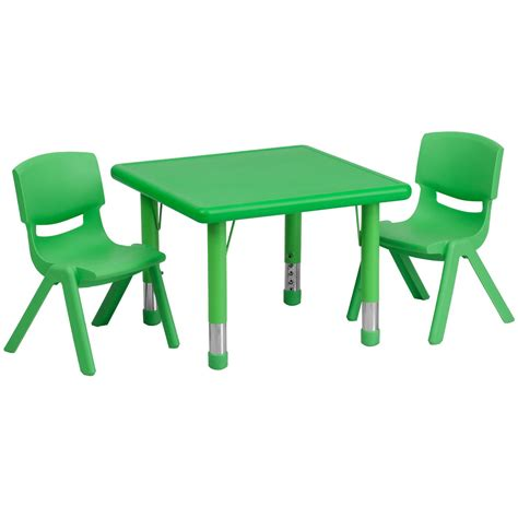 childrens table chair sets total fab children s plastic table and chair sets
