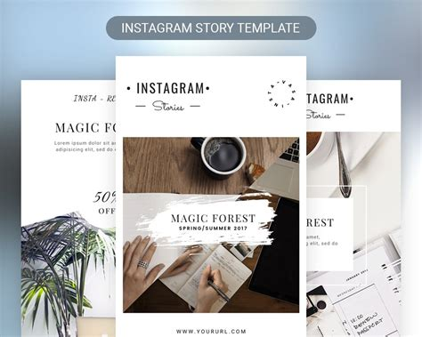 Instagram Stories Template Free Psd Download Download Psd Instagram Story Template App