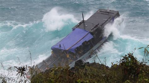 refugee boat crash now 50 feared dead after asylum boat crashes off christmas
