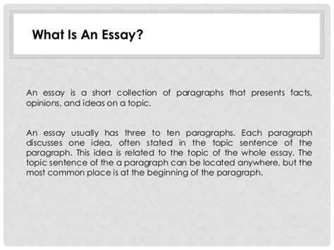 what does a dissertation look like unit 1 exploring the essay