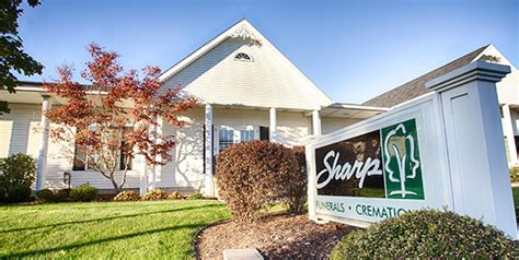 Sharps Funeral Home by Sharp Funeral Homes