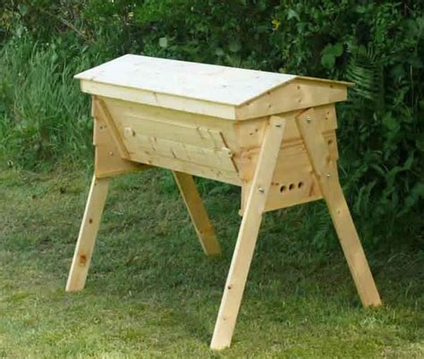 beehive top bar top bar bee hive backyard beekeeping small scale
