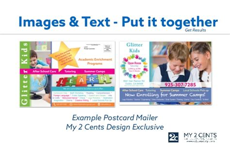 Daycare Advertising Exles by Child Care Advertising Print Ad Creation Tips My 2