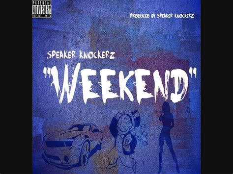 weekend mp3 speaker knockerz weekend mp3