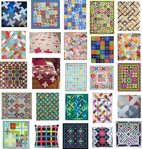 Free Quilting Pattern by Quilt Inspiration Free Pattern Day Plus And X Quilts