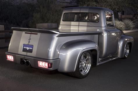 classic 56 ford f100 snakebite dream car garage