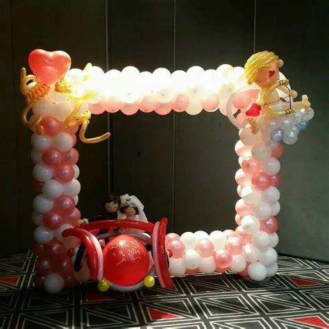 Wedding frame balloon archs arco con globos pinterest wedding frames and wedding frames
