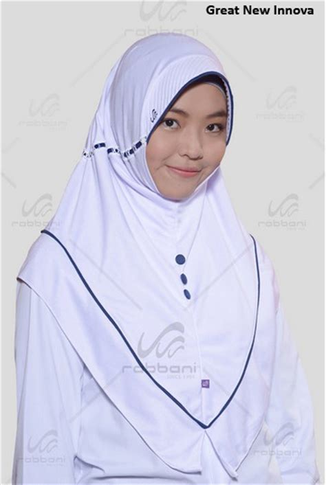 Kerudung Rabbani Hemy Kerudung Rabbani Terbaru Untuk Sekolah Busanamuslimpria
