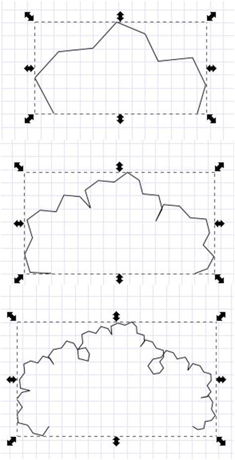 pattern drafting inkscape penguin pete s blog inkscape tutorial trees