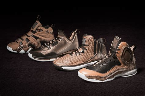 adidas hoops quot black history month quot collection sneakernews