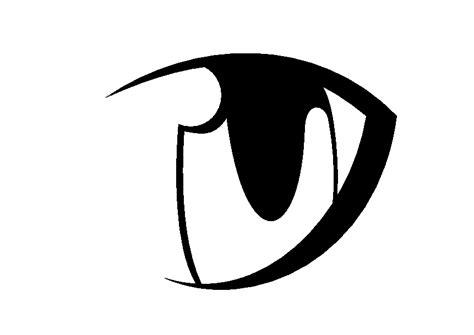 anime eyes free line art by wolf9848 on deviantart