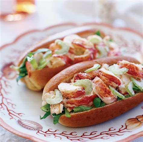recipe lobster roll maine lobster roll recipe sam hayward food wine