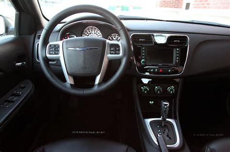 Chrysler 200 2014 Interior by 2014 Chrysler 200 Interior Redesign Top Auto Magazine