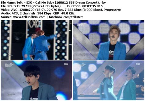 download mp3 free exo call me baby download perf exo call me baby sbs dream concert 160612