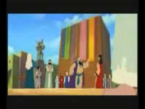 film hijrah nabi prophet muhammad cartoon movie part 5 youtube
