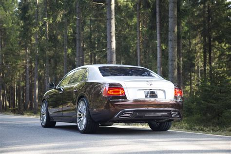 bentley continental flying spur rear official mansory bentley flying spur gtspirit