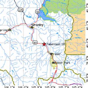 tabernash colorado map tabernash colorado co population data races housing