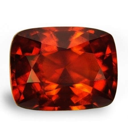 Hessonite Garnet 2 14 Cts astrological jyotish hessonite garnet or gomed for
