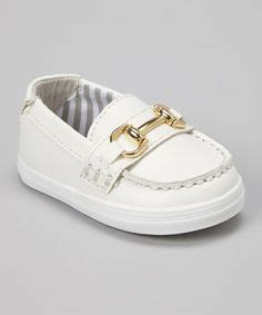 white baby loafers s baptism on