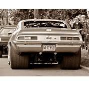 Nasty SS 69 Camaro