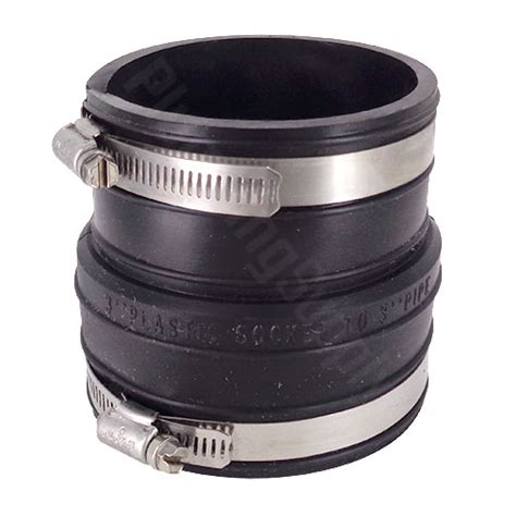 Plumbing Coupling by Pipe Connectors Rubber Couplings