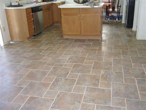 Tiled Kitchen Floors Kitchen Floor Tile Patterns