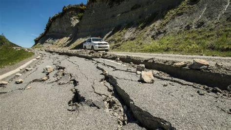 earthquake kaikoura earthquake mt lyford residents able to drive kaikoura