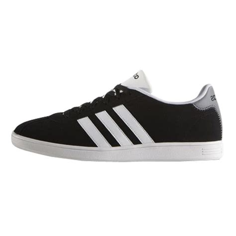 Adidas Vl Court White Leather buy cheap adidas vl court shoes zelenshoes