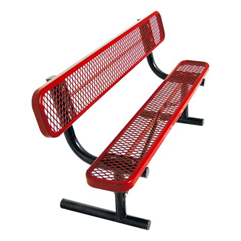 heavy duty park benches norwood commercial furniture heavy duty park bench w back