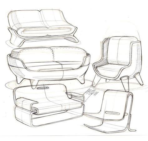 Sketch Sofa Chair by Sofa Sketches Bocetos De Dise 241 O Tiny