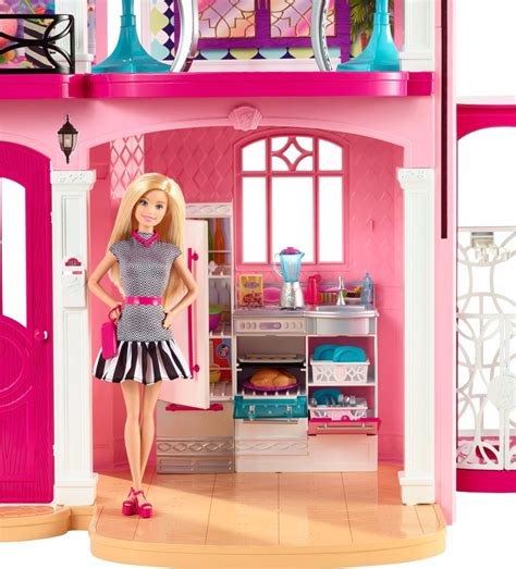 barbies dream house barbie dream house casa da barbie r 2 199 00 em mercado livre