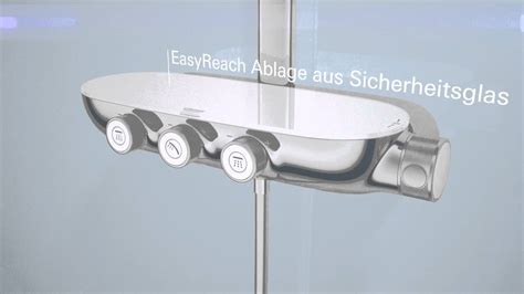 Grohe Dusche Rainshower by Grohe Rainshower System Smartcontrol 360 Duo 26250000 Ab