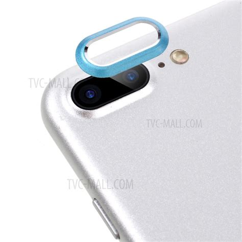Ring Lensa Kaca Kamera Iphone 7 7 Plus Original hintere kamera objektiv schutz ring abdeckung f 252 r iphone 8 plus 7 5 5 inch blau tvc mall